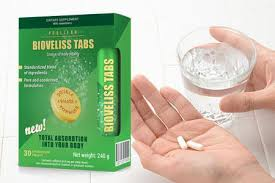 Bioveliss Tabs prijs